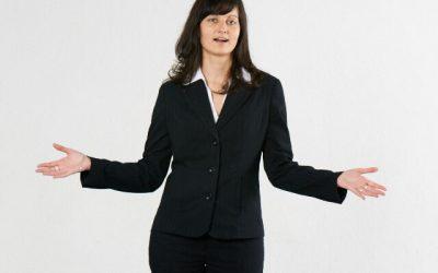 Gestik: die Sprache des Körpers